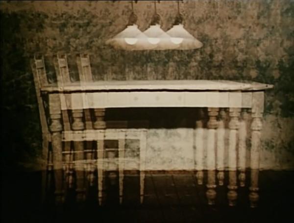 1969 - Тихая неделя в доме