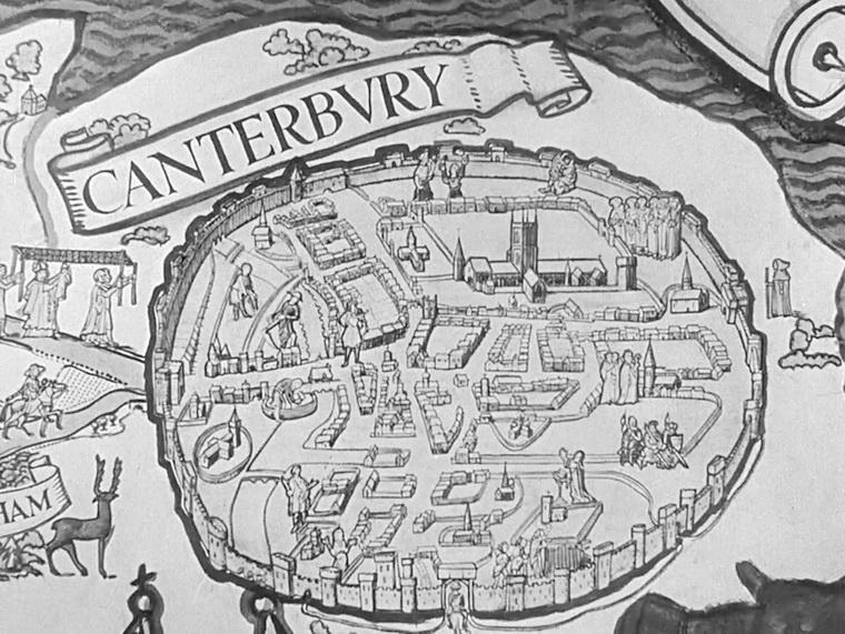 1944 - Кентерберийская история (Майкл Пауэлл, Эмерик Прессбургер).jpg