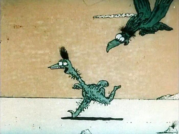 1985 - Крылья, ноги и хвосты (Александр Татарский, Игорь Ковалев).jpg