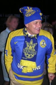 російський журналіст Дмитро Кисельов (так, той самий) в роки своєї роботи на українському телеканалі ICTV