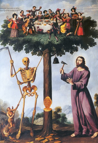 The Tree of Life, Ignacio de Ries
