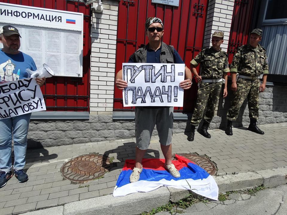 Варченко: в судах рассматривается около тысячи исков от уволенных во время переаттестации полицейских - Цензор.НЕТ 8242