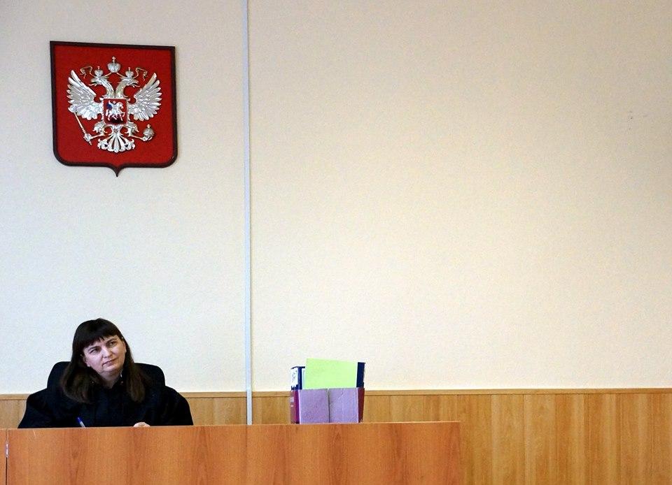Судья Тарасовского районного суда Ростовской области Светлана Шаповалова, которая осудила сегодня Сергея Литвинова