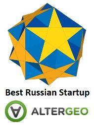 Мы победили на The Europas: AlterGeo - лучший российский стартап!