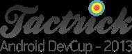 Мы выиграли Tactrick Android Developer Cup с приложением Gvidi!
