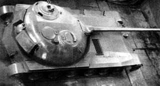 """Танк Объект 416. Советская """"Меркава""""."""