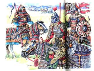 Горелик м.в армии монголо-татар бесконечно говорить