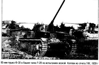 Если бы не было Т-34, каким бы мог стать Т-28.