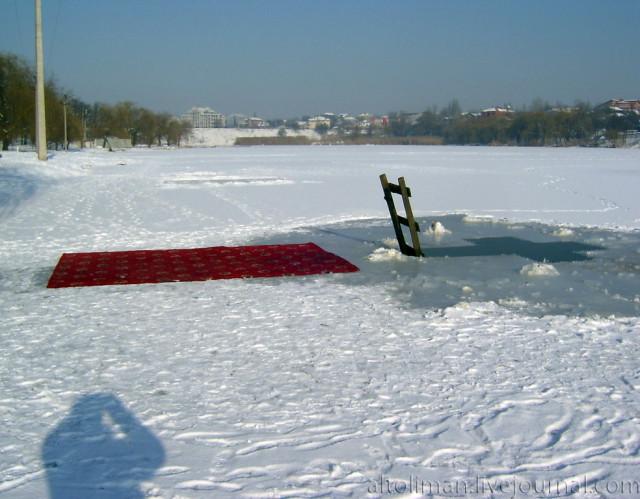 крещение Донецк Свет счастливой звезды http://altoliman.livejournal.com/