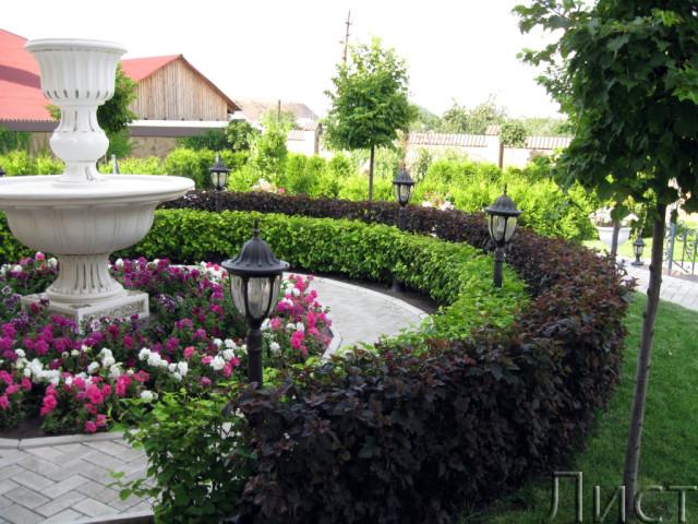 ландшафтный дизайн Донецк Свет счастливой звезды http://altoliman.livejournal.com/