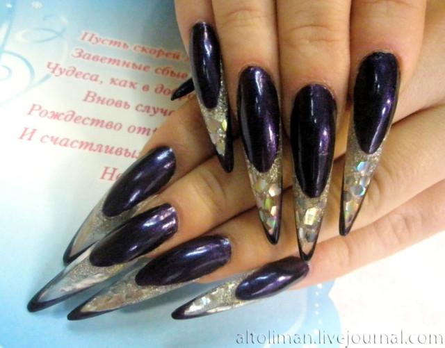 nail design Донецк Свет счастливой звезды http://altoliman.livejournal.com/