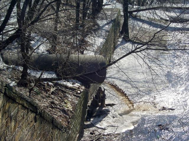 ливневая канализация донецк