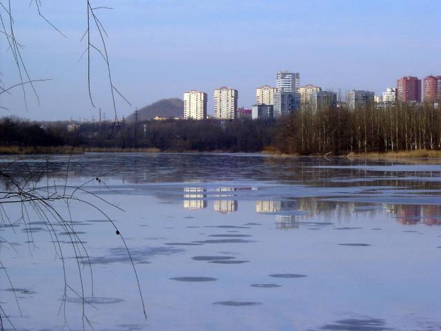 лед донецк