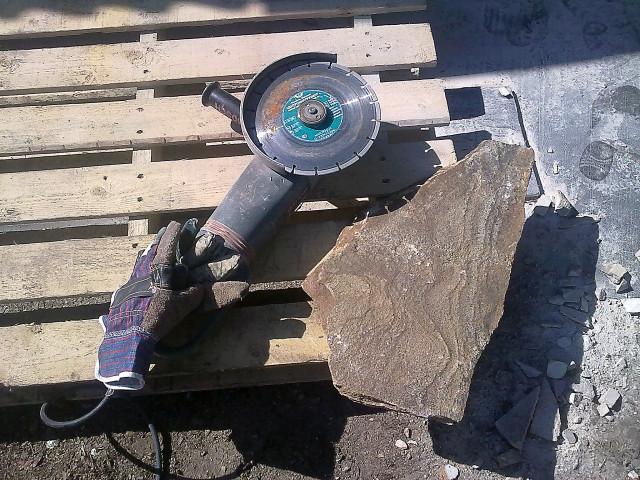 болгарка донецк обработка камня