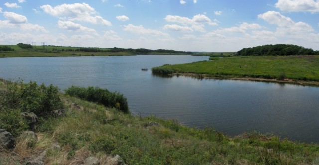 камышевахское водохранилище