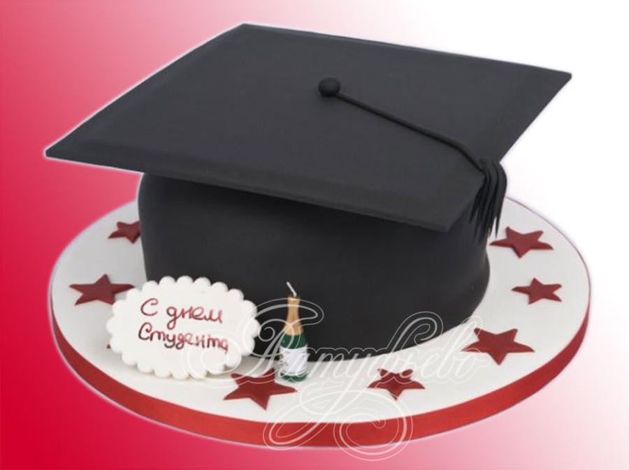Торт для студента фото