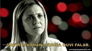 Carminha - Odete Roitman