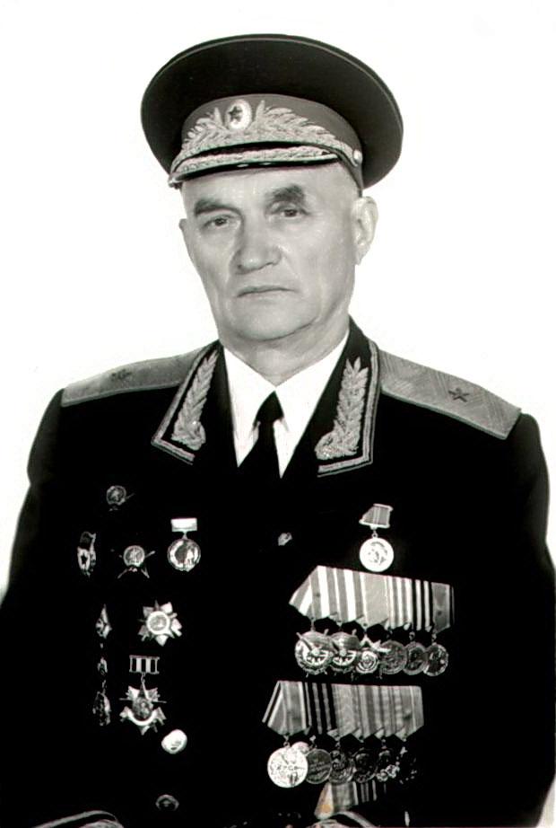 М.Д. Холод
