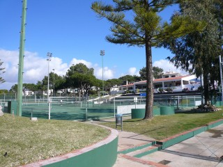 Tennis Center at Vale Do Lobo