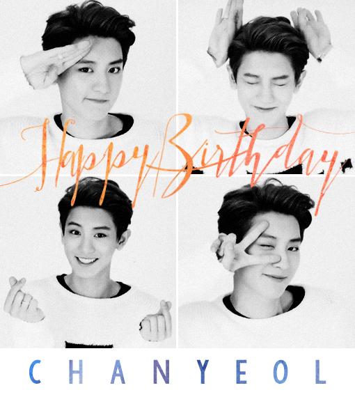 chanyeol birthday Happy 24th Birthday Chanyeol!!: exochocolate chanyeol birthday