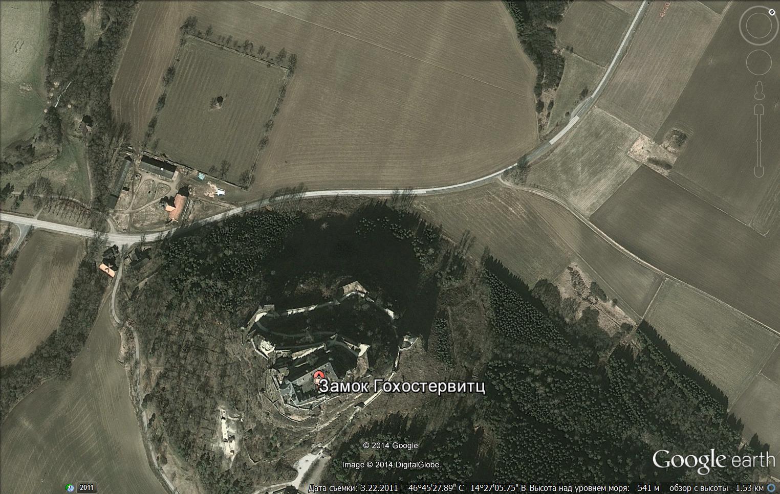 замок гохорстервитц