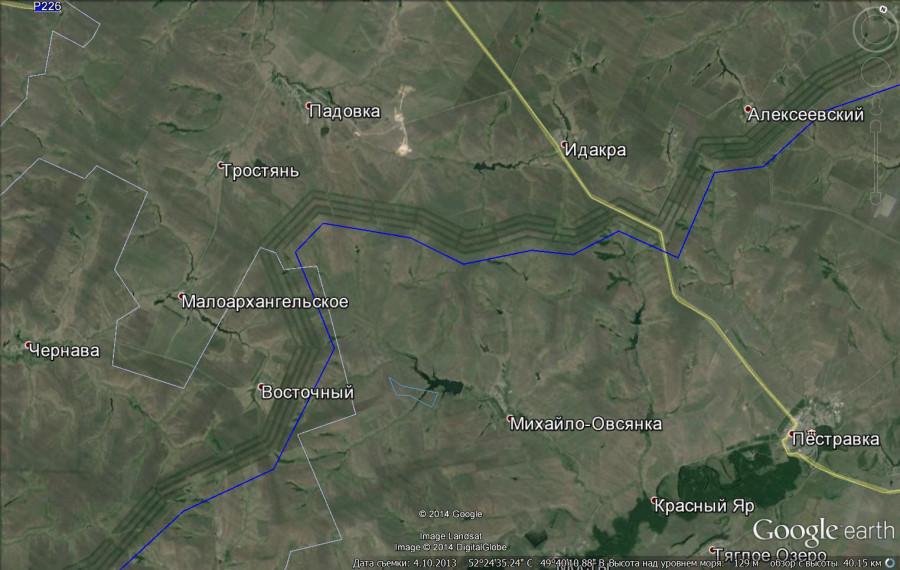 волгр самара вал 470 км
