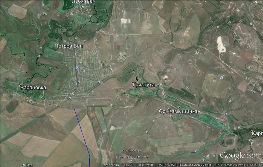 Волгоград петров вал 300 км