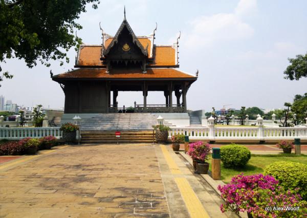 храм Раунчи Рамбутанс