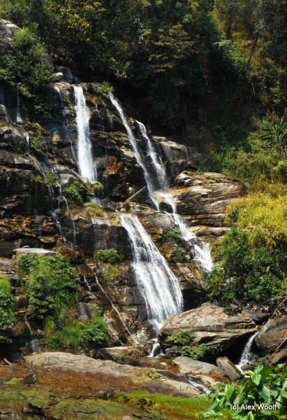 Водопад Мае Клинок.