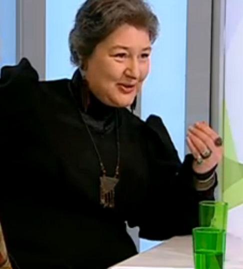 Александра Баркова Альвдис