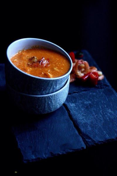 Рецепт Суп с кукурузой и крабами  ГотовимРУ