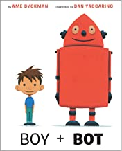 Boy-plus-Bot