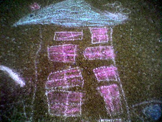 chalk-house