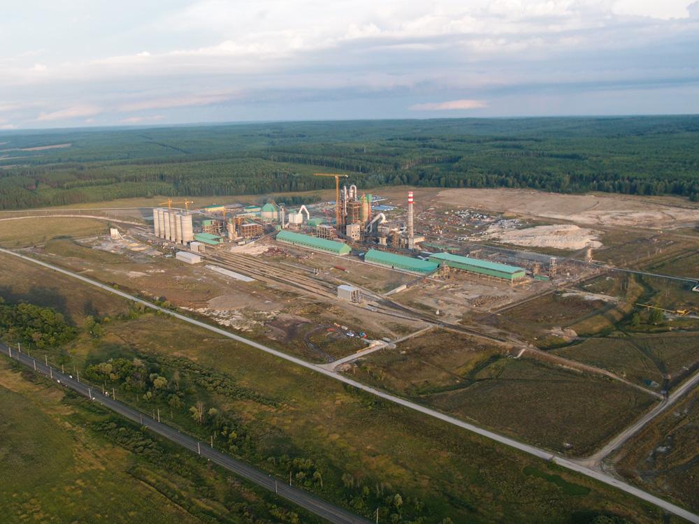 Цементный завод 03