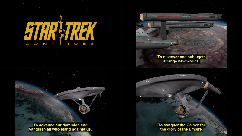 Star Trek Continues E03 'Fairest of Them All' (1)