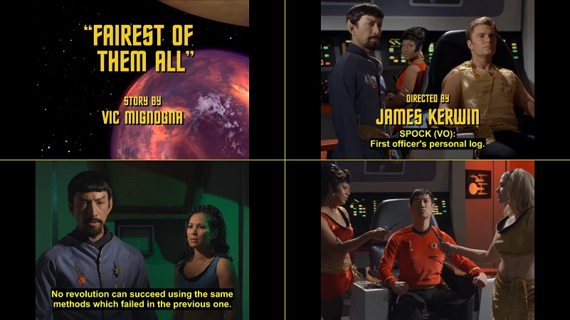 Star Trek Continues E03 'Fairest of Them All' (2)