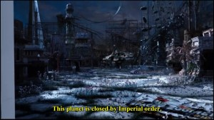 This planet is closed by Imperial order