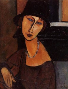 modigliani-jeanne-hebuterne-with-hat-and-necklace