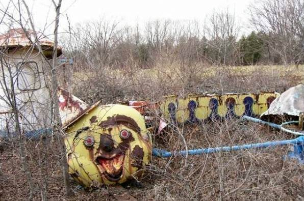 AbandonedClownTrain