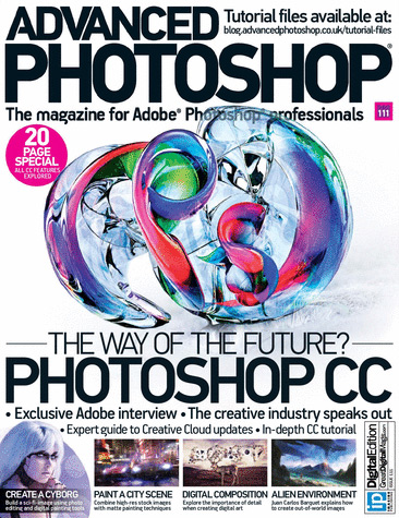Advanced Photoshop - Issue 111, 2013