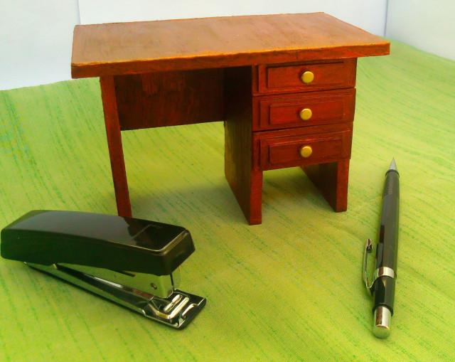 Поделки на письменный стол