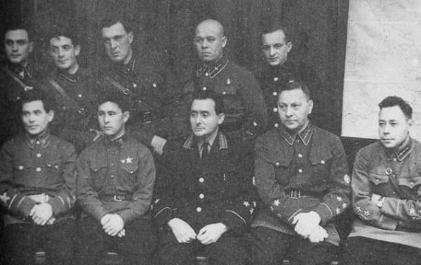 Воинские звания в нквд до 1943 года
