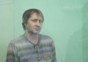 Russian anarchist Ilya Romanov court