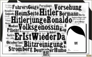 er-ist-wieder-da-timur-vermes-wordcloud