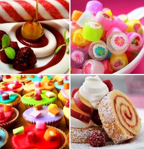сладости в италии