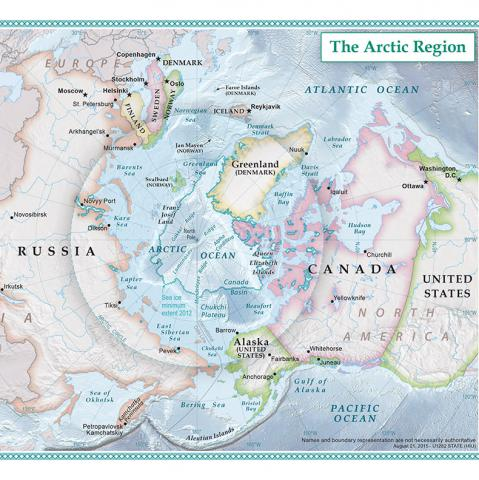 Арктика важна для всех