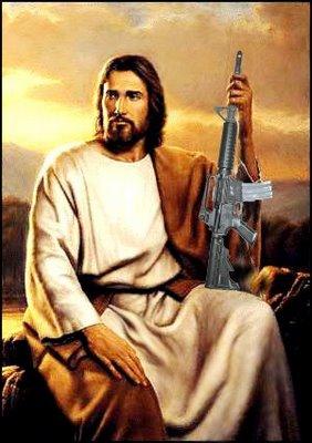 Jesus-AR15