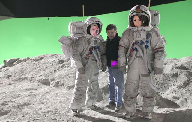 Порно фильм с сюжетом в космосе
