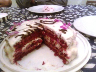 Red Velvet Cake Without Food Coloring Or Beet Juice
