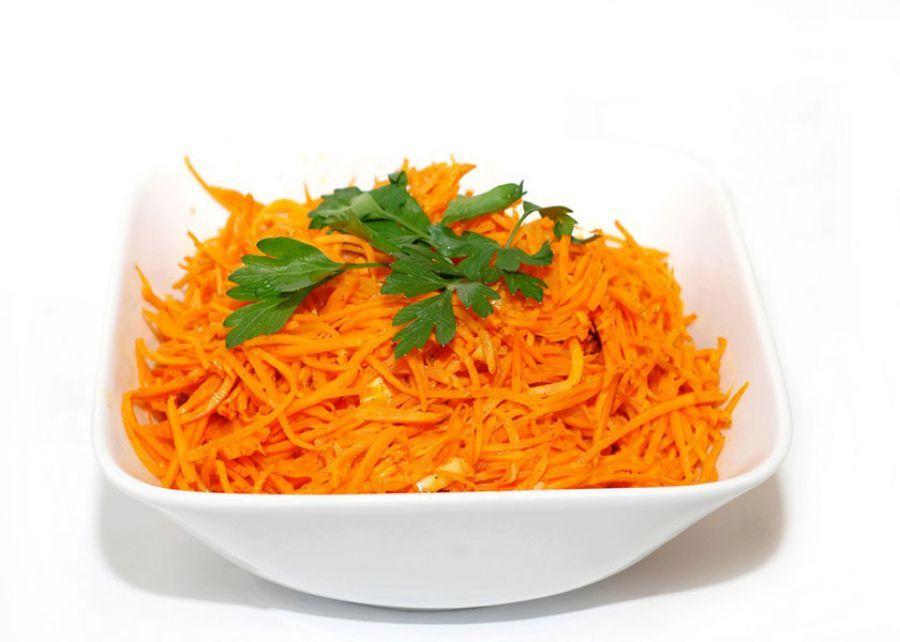 Морковь по-корейски с мясом в домашних условиях рецепт фото
